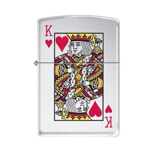 king of hearts zippo