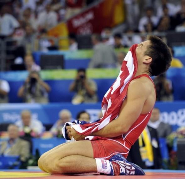 OLYMPICS-WRESTLING/